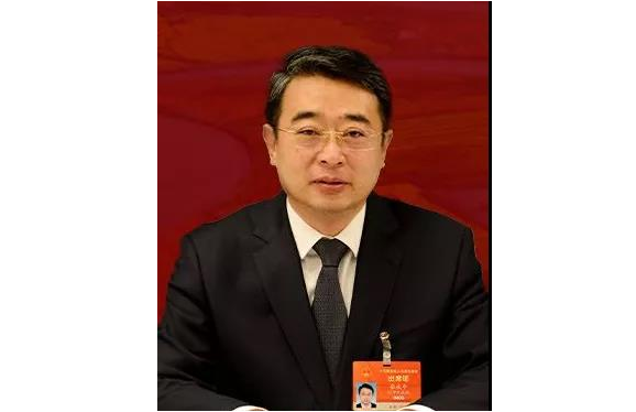 中国文明网专访全国人大代表、盘锦市委书记张成中